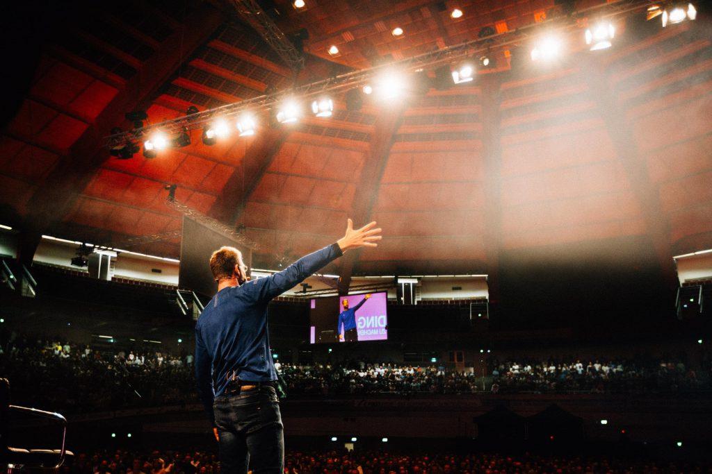 Seminar Christian Bischoff Die Kunst dein Ding zu machen